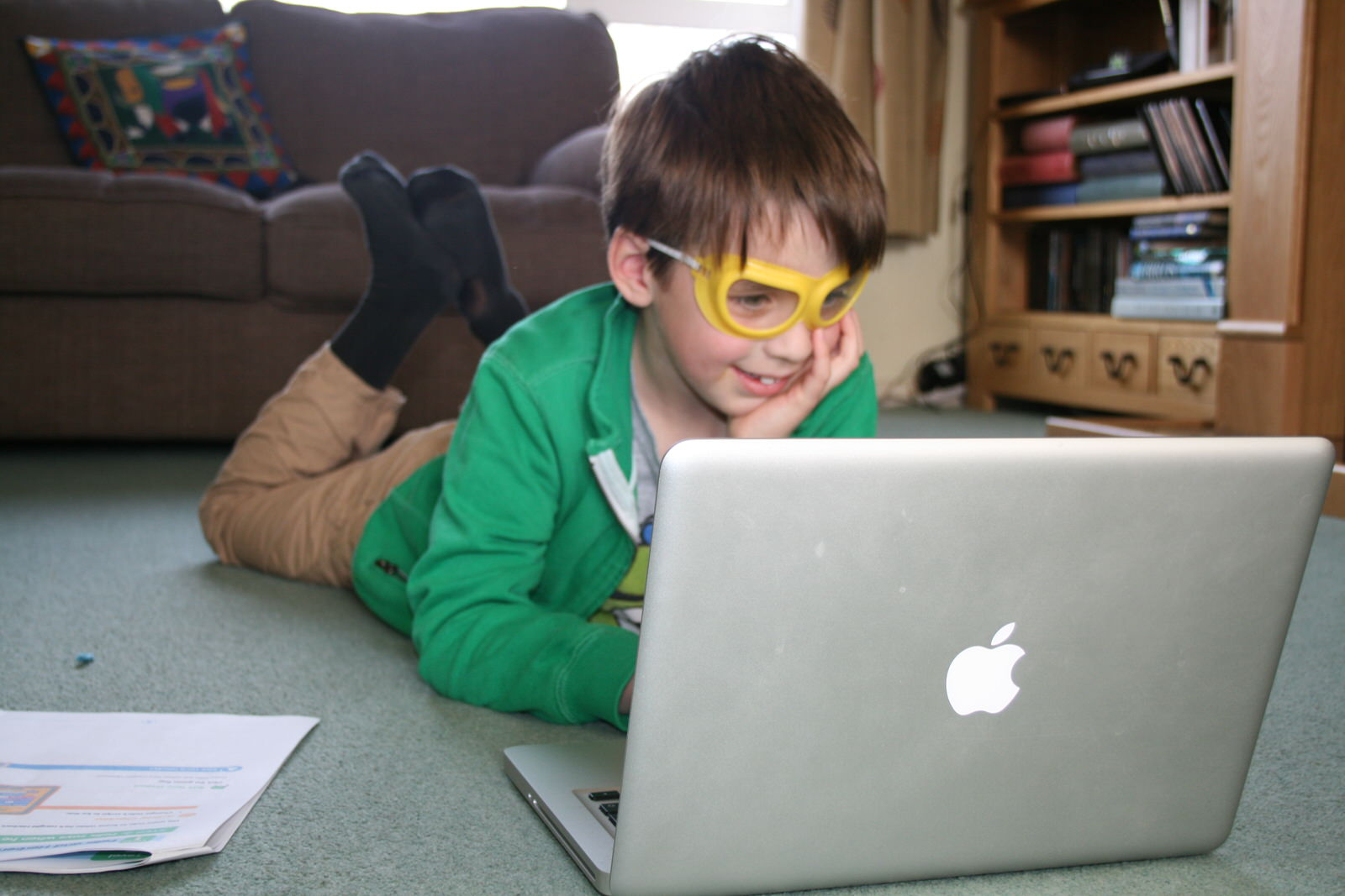 Getting Kids into Coding