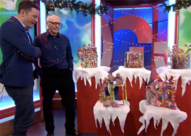 Dr Paul Johnson interviewed on The One Show
